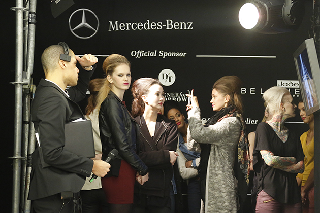 Mercedes-Benz Fashion Week Berlin Autumn/Winter 2013